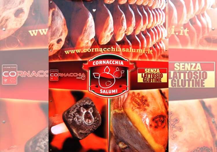 Da Cornacchia Salumi nasce Cornacchia Group, oltre ai Salumi, puoi acquistare da noi anche Formaggi, Latticini e Piadine senza Lattosio