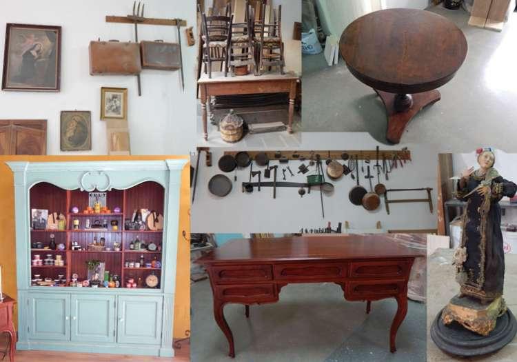 Vendita Mobili Antichi Restaurati