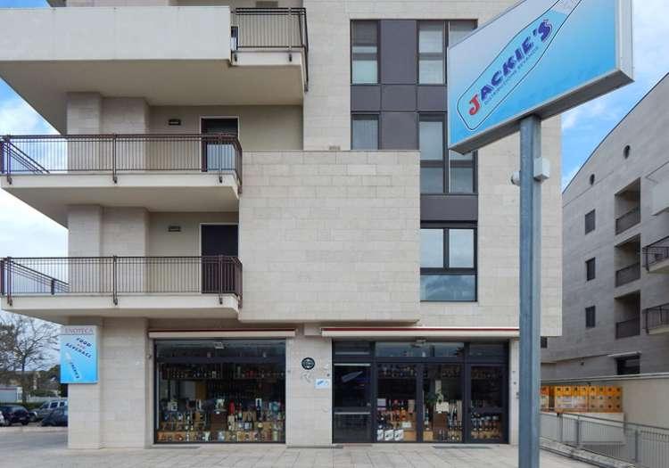 La nostra Nuova ed Unica sede, in via Londra, 1 angolo via Bari ad Altamura.
